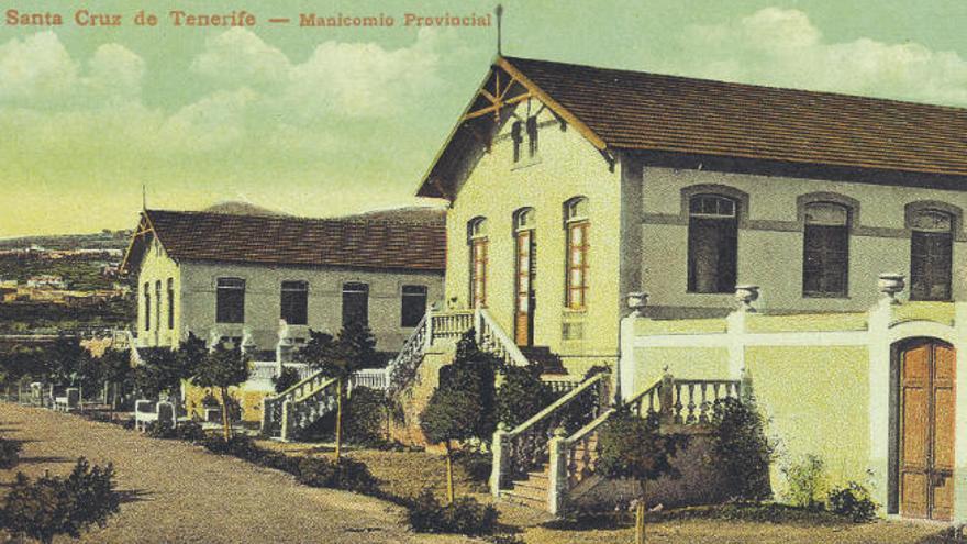 125 años de la construcción del manicomio