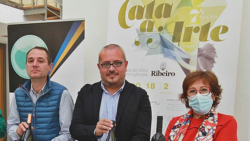 'Cata a Arte' aunará música, poesía y vino en el Marcos Valcárcel