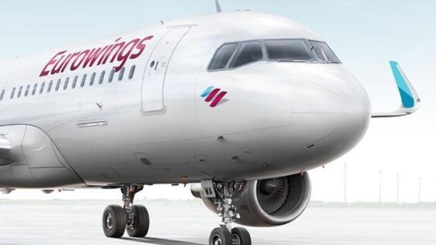 Eurowings y Austrian Airlines aumentan sus vuelos a Canarias