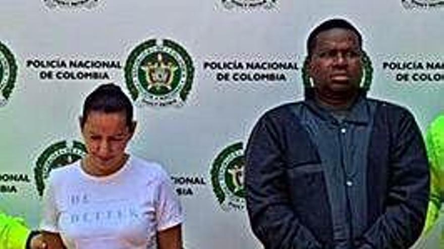 Caen en Colombia los cabecillas de una red que introducía cocaína por Vigo