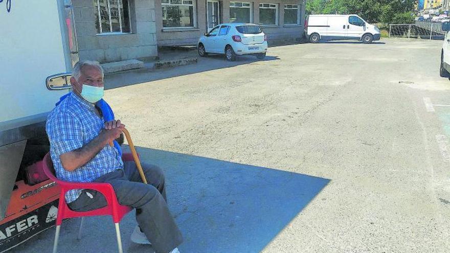 Los clientes de Mercadena encuentran aparcamiento