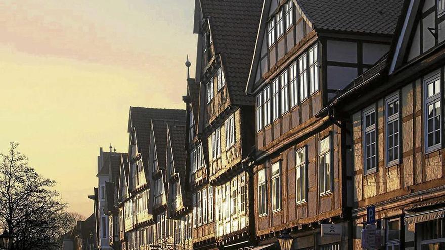 Celle, una ciudad con un casco histórico fascinante