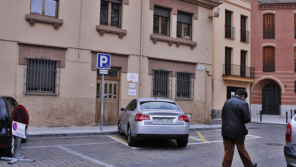 CEAS Centro del Ayuntamiento. | LOZ