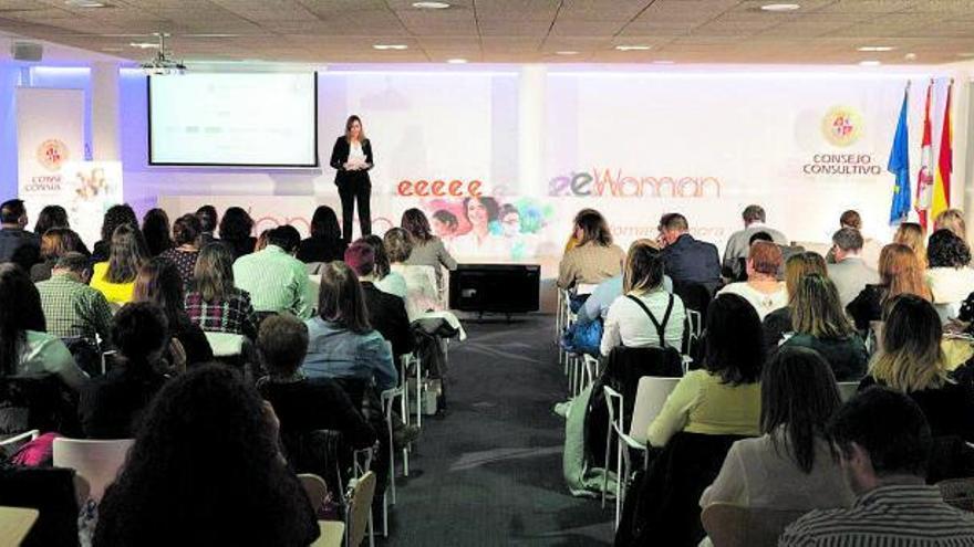 eWoman Zamora: El éxito de la mujer, en una jornada