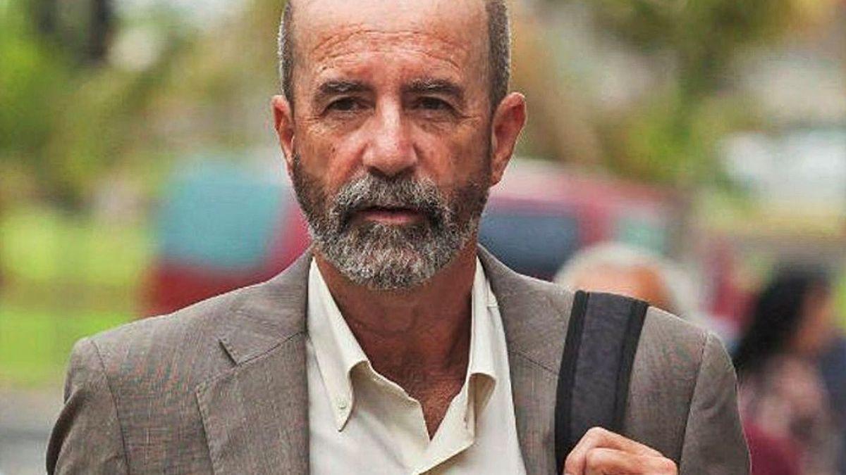 Santiago Pérez, concejal de Urbanismo de La Laguna.