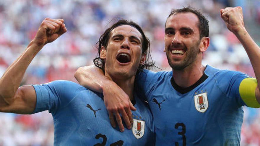 Uruguai supera Rússia amb facilitat i jugarà contra la segona del grup d'Espanya