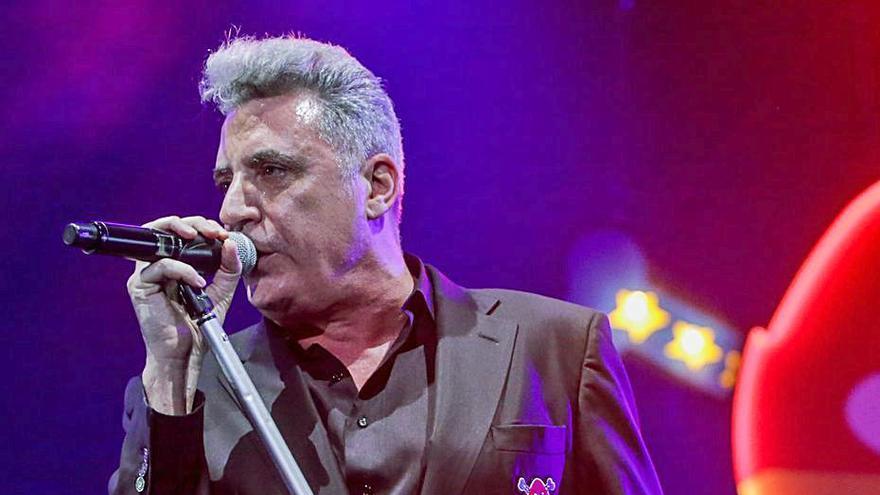 El rock and roll de Loquillo llega al escenario de Muelle 12