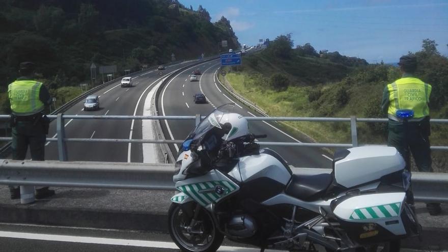 Fallece una persona tras ser atropellada en la A-7 en Marbella