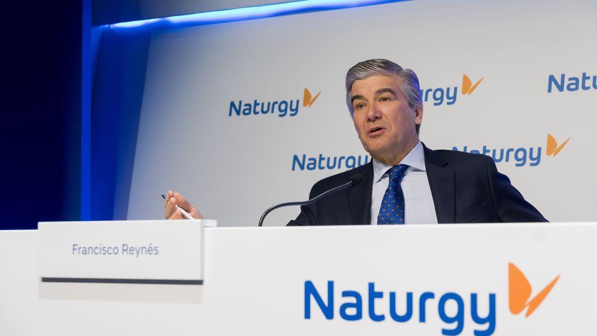 Francisco Reynés, president executiu de Naturgy.