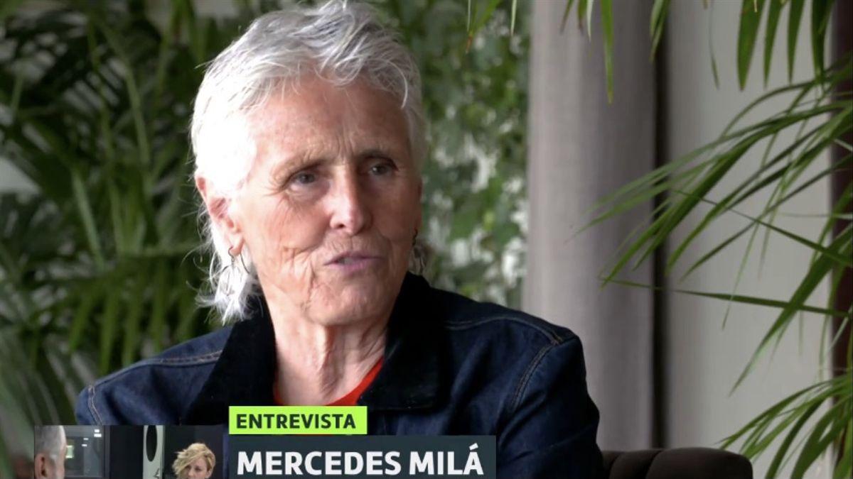 Mercedes Milá en l'entrevista amb Cristina Pardo a 'Liarla Pardo'