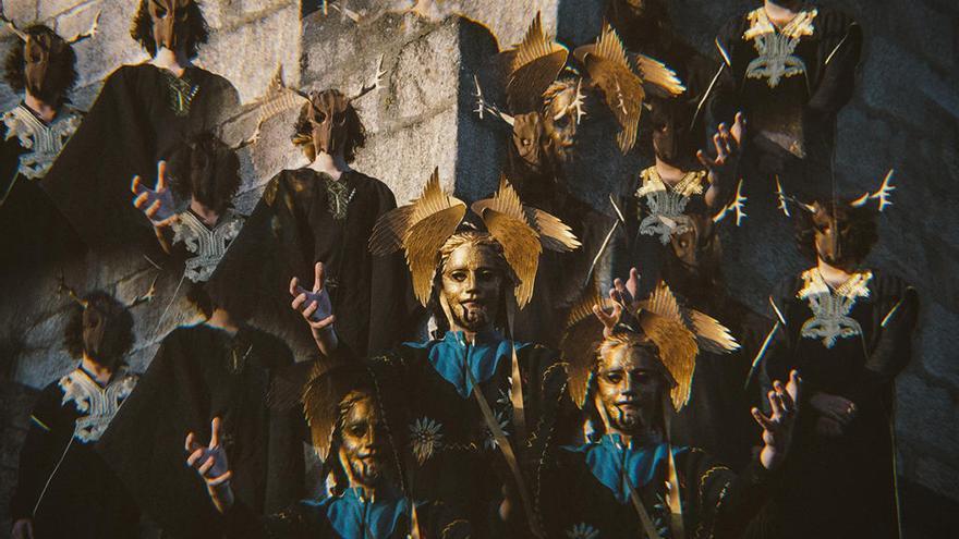 'Colorama' de los vigueses Basanta, mejor disco de rock en los premios Pop Eye