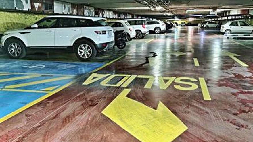 La SMAP asume el aparcamiento de Alexandre Rosselló