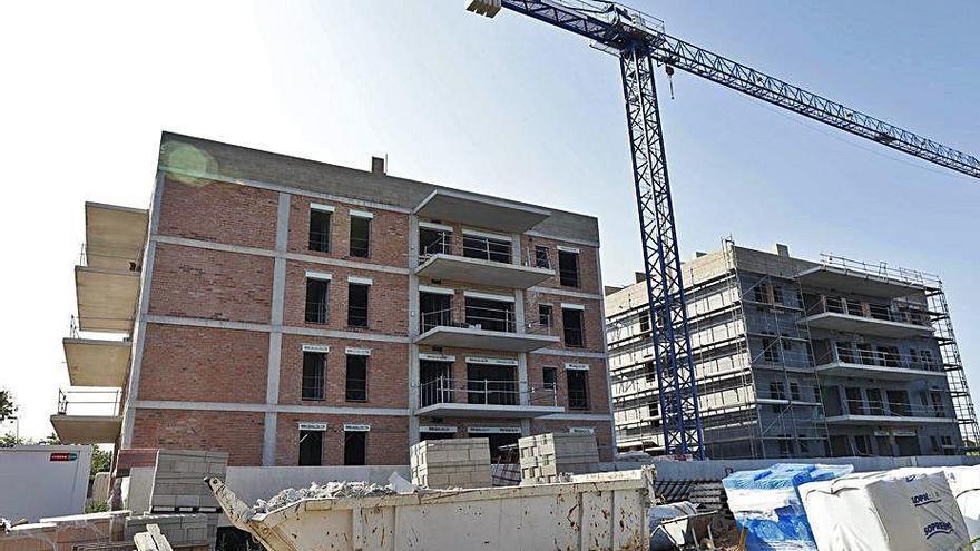 L'obra visada pels arquitectes cau un 15% a Girona el 2020