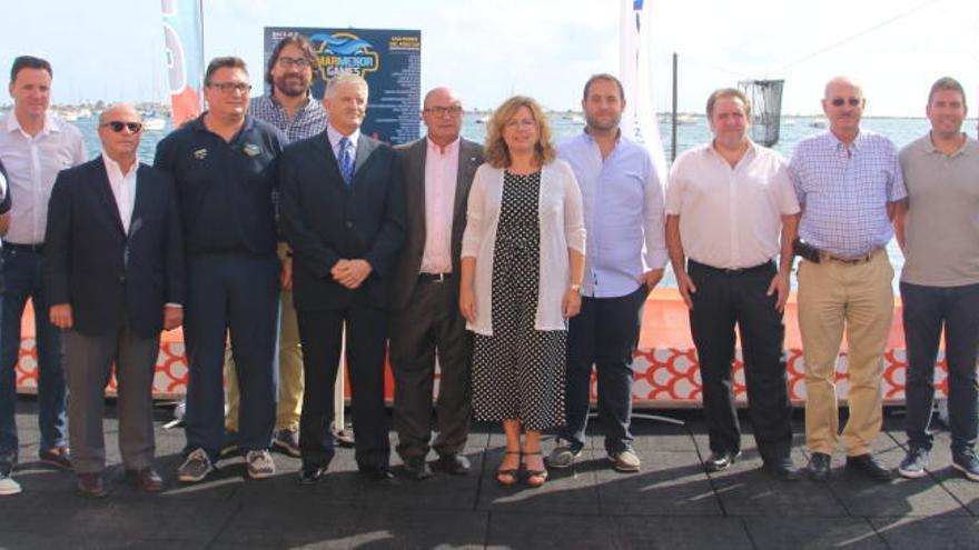 Los Mar Menor Games llegan este año a San Pedro del Pinatar