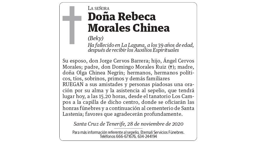 Rebeca Morales Chinea