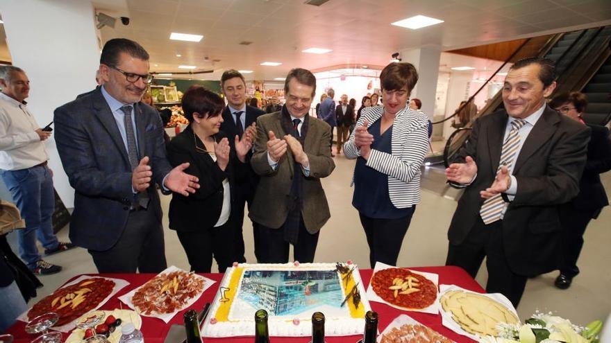 Mercado Progreso cumple un año como nuevo referente del centro de Vigo