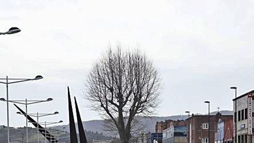 Una embarazada, herida en un choque entre dos coches en Conde de Guadalhorce
