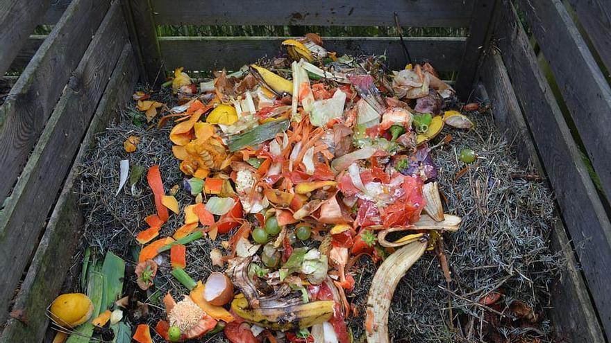 Peralada es mostra optimista amb els resultats del reciclatge de matèria orgànica que fan els veïns