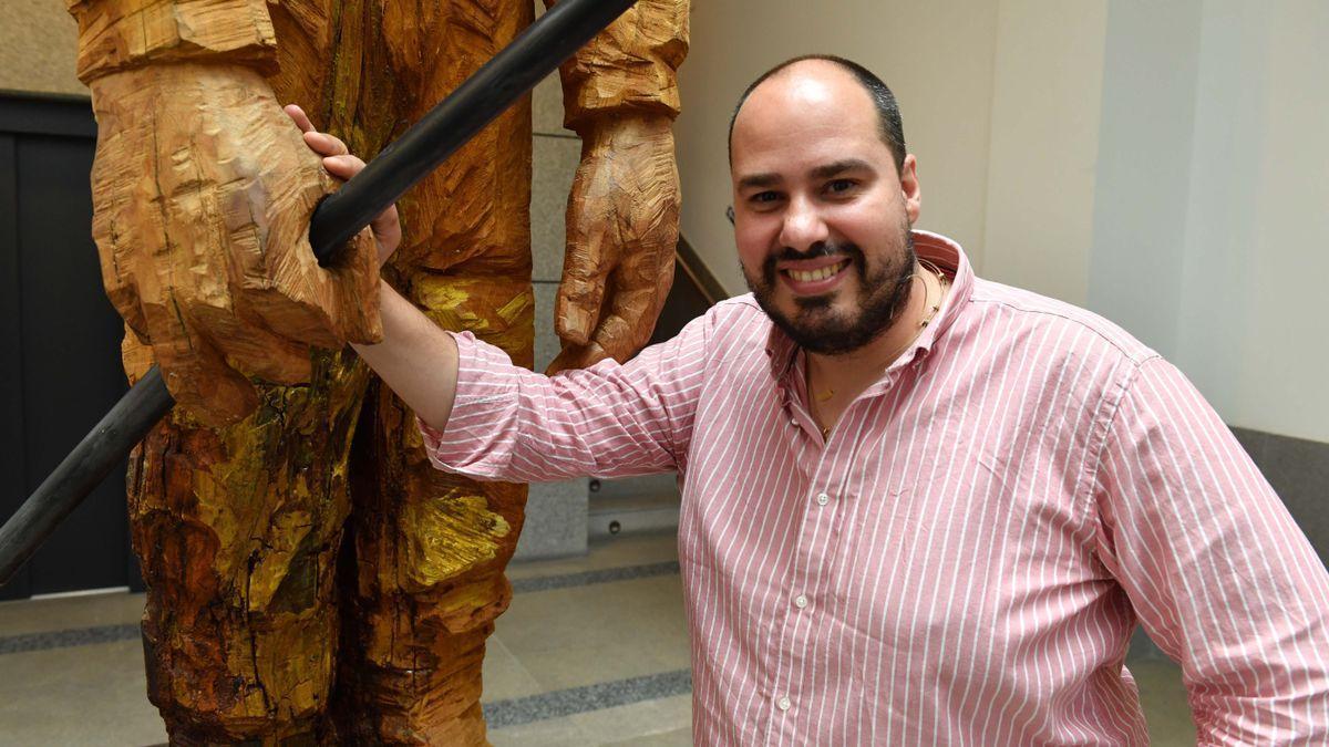 El periodista Antonio Pampliega
