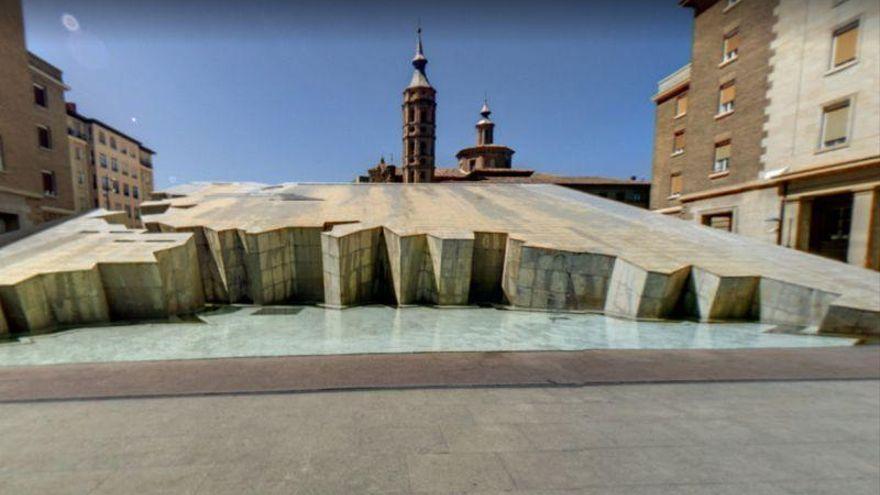Zaragoza iluminará sus fuentes de color morado para visibilizar el Síndrome de Rett