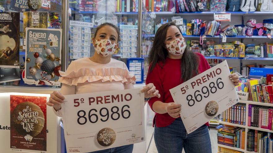 La suerte de la Lotería de Navidad rodea a Zamora: premios en León, Valladolid, Salamanca…