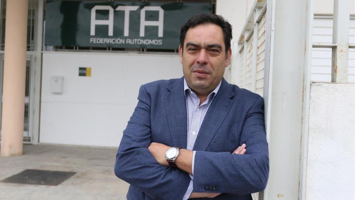 """Rafael Amor: """"Se pone de manifiesto la capacidad de resistencia de los autónomos"""""""