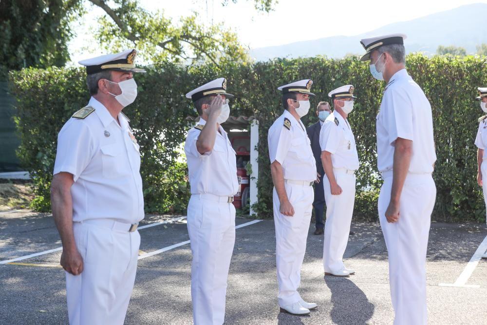 Visita del rey Felipe VI a Tui / R. Grobas