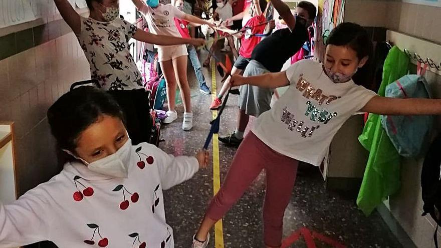 Compromiso escolar con el cáncer infantil en Quartell