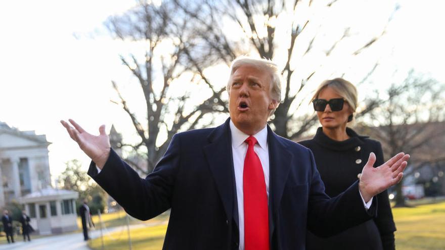 """El expresidente Donald Trump abre una oficina en Palm Beach para su """"activismo"""""""