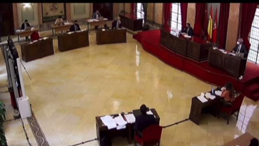 """El PP denuncia """"salidas de tono y amenazas"""" del alcalde Serrano"""