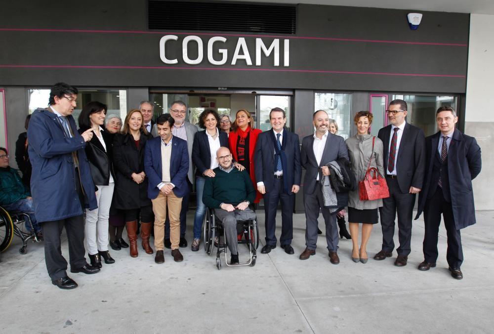 Cogami inaugura nuevo centro en O Rebullón