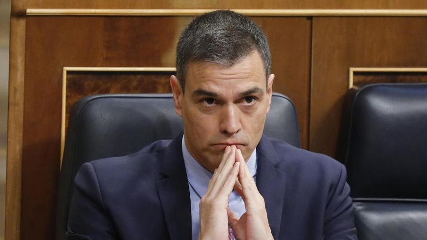 Pedro Sánchez no defenderá el nuevo decreto de alarma en el Congreso