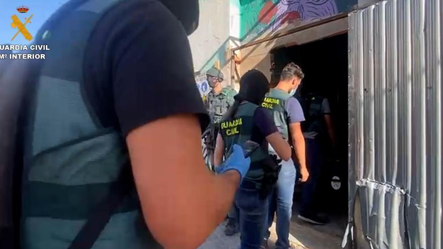 A prisión uno de los detenidos en Lagunillas por adoctrinamiento yihadista
