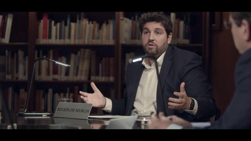 López Miras vuelve a apostar por devolver las competencias de Educación al Estado