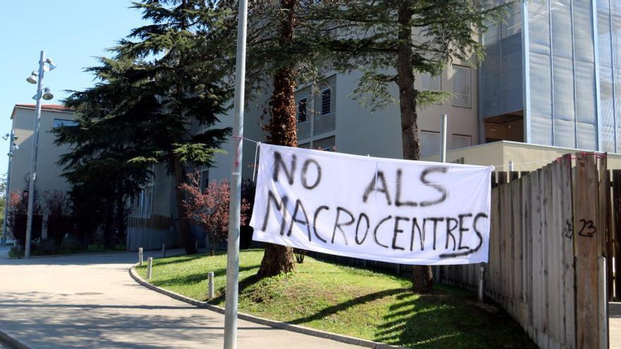 El centre de menors la Misericòrdia de Girona no compta amb metge ni infermera