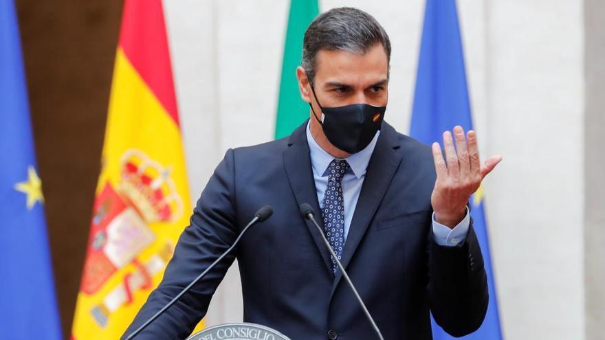 Sánchez enfría la posibilidad de decretar un toque de queda como pide Madrid