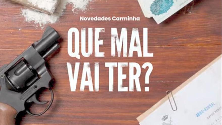 """Novedades Carminha también se mete en la """"Fariña"""""""