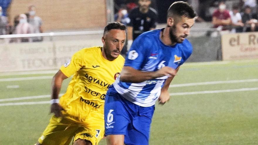 Un gol de Valverde a dos minuts del final dona el Torneig de l'Estany al Figueres (0-1)