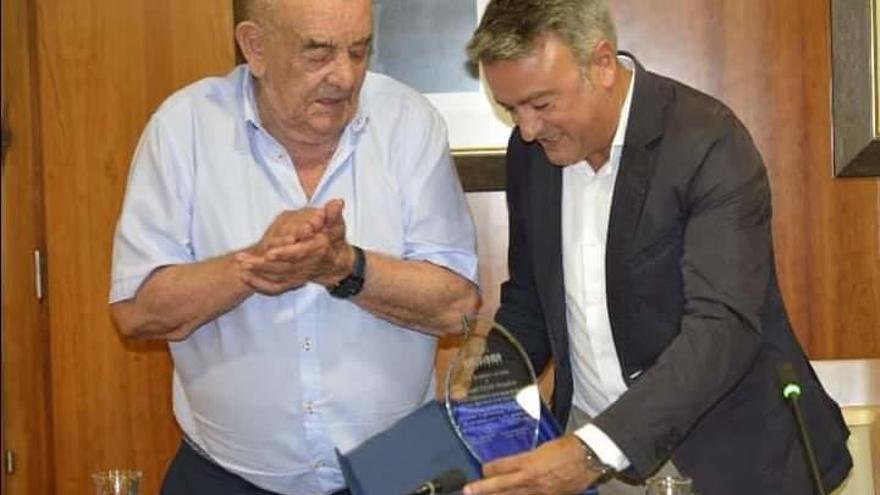 """Fallece Manolo """"Figura"""", gran dinamizador de las fiestas de Xàbia"""