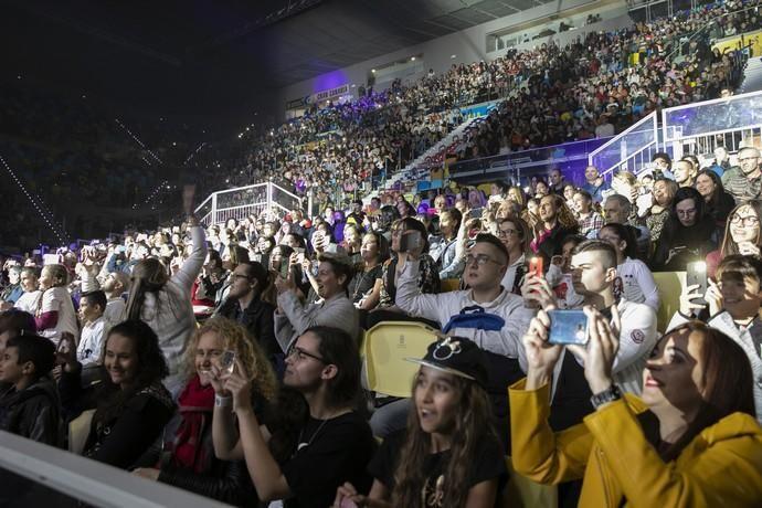 12.01.19. Las Palmas de Gran Canaria. Concierto de Adexe y Nau. Gran Canaria Arena. Foto Quique Curbelo