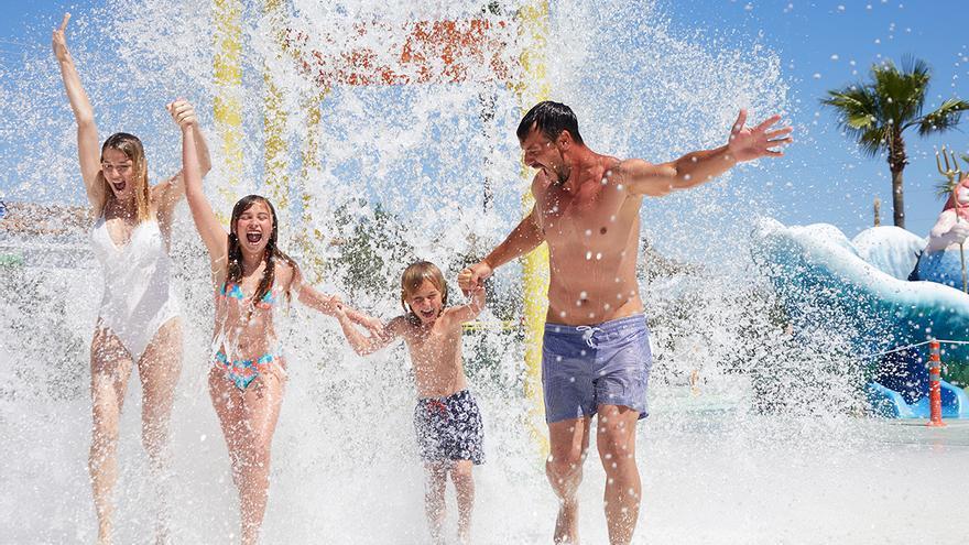 Jornada de puertas abiertas para la hostelería en el mejor parque acuático de Mallorca
