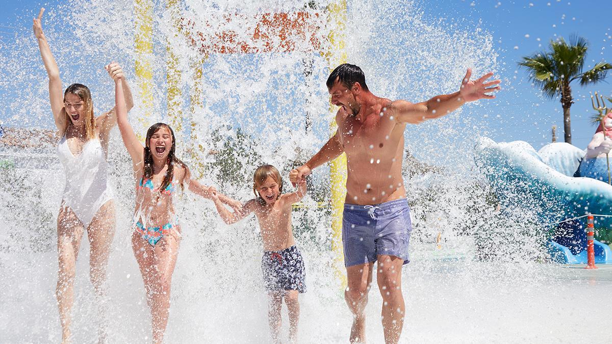 Hidropark Alcúdia, el primer parque acuático familiar en Mallorca