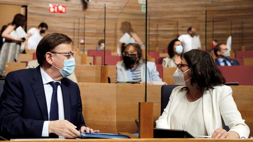 En punto muerto con la empresa pública de salud: los socios reprochan a Puig falta de diálogo