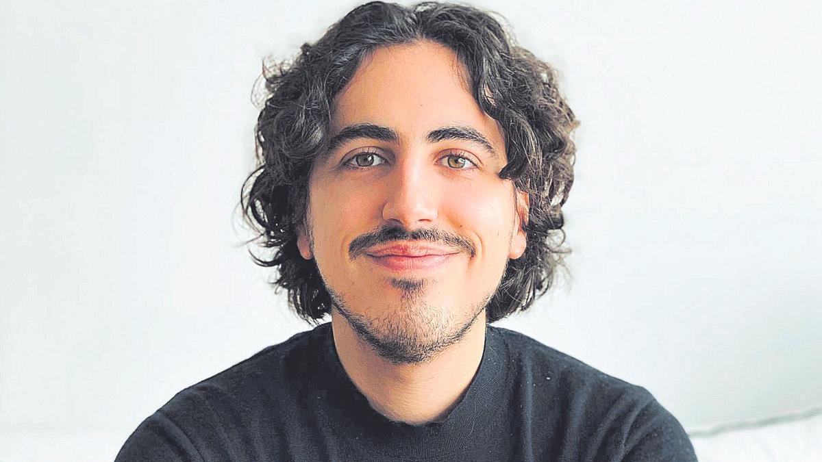 El director y guionista mallorquín Javier Chacártegui.