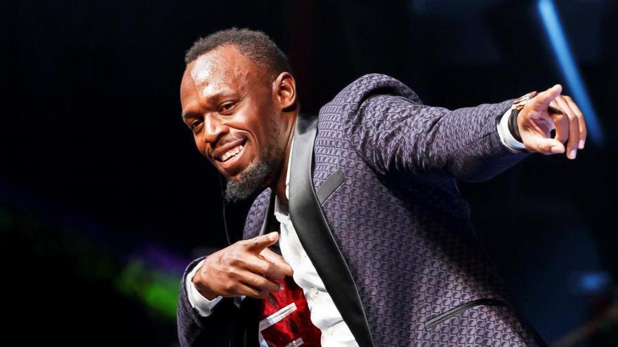 Usain Bolt, positivo por Covid tras su fiesta de cumpleaños