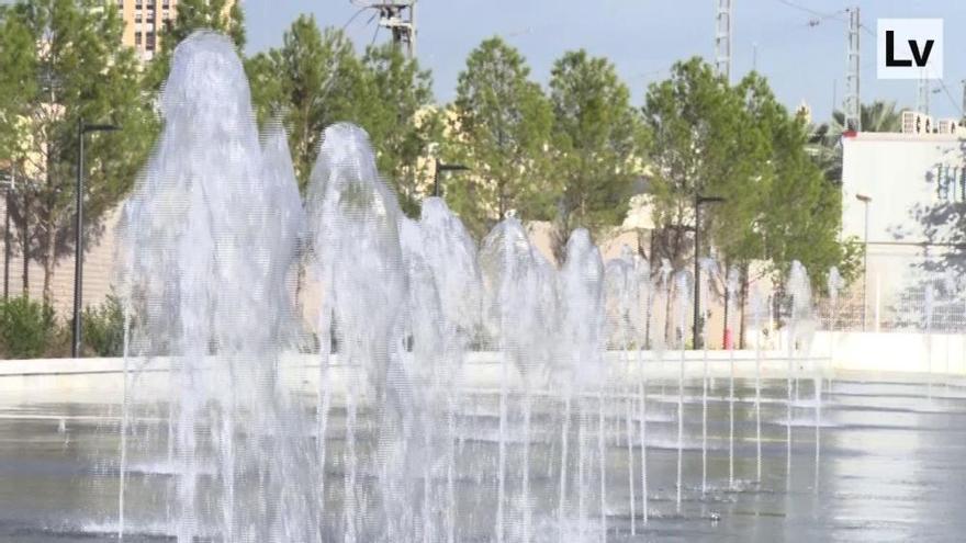 El Parque Central opta a ser uno de los jardines más bonitos del mundo