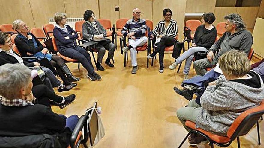 Girona Defensa dels drets de les dones en el Dia del Comerç Just