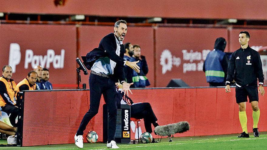 Real Mallorcas Trainer schimpft über seine Ersatzspieler