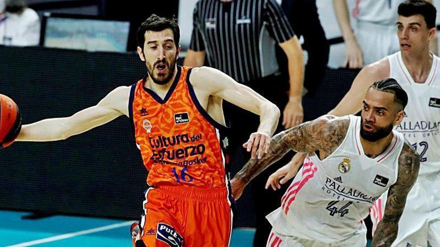 El Valencia Basket se queda a las puertas de todos sus objetivos