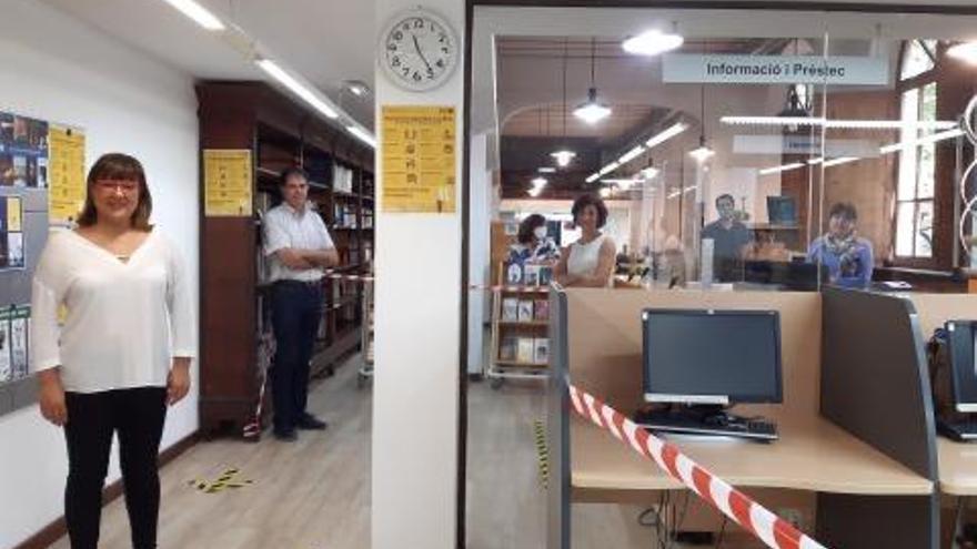 La Biblioteca de Cultura Artesana del Consell reabrirá el próximo lunes